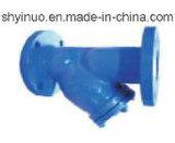 Filter-und Gas-Netzanschluß (LPGY)