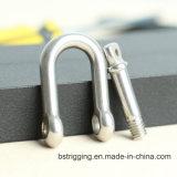 接続のためのステンレス鋼Dの手錠JISのタイプ