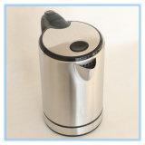 Caldera eléctrica Polished del acero inoxidable de la buena calidad de la plata del Strix del estilo