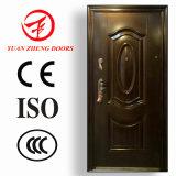 Las puertas de seguridad de China de importación de acero Puerta de hierro