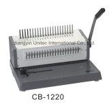 Macchina obbligatoria manuale CB-1220/CB-1220A/CB-1220h del libro del pettine dell'ufficio