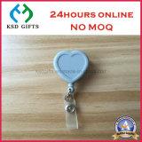 Alta Qualidade Diretamente Fábrica Preço Metal Badge Reel / Badge Holder
