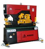 Máquina de perforación Q35y-20 y que pela combinada hidráulica para el metal