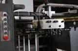 Tipo vertical inteiramente automático máquina de estratificação de papel com faca Chain