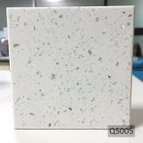 Starlight Engineered Quartz blanc dalle de pierre