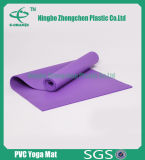 Mat customed de cloruro y mejor golf Eco friendly Yoga Mats impresos personalizados