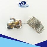 Tubo orale del metallo ortodontico dentale con l'iso 13485 della FDA del Ce