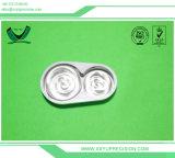 Bronzepräzision CNC-Maschinen-Teile, die Herstellung maschinell bearbeiten