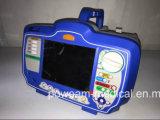 Affichage LCD couleur Aed Défibrillateur biophasique avec ECG, SpO2