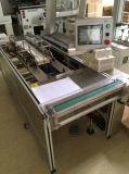 Semi-automático Perfume Carton Box Cellophane Overwrapping Packaging Machine