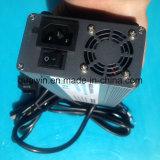 Lader van de Batterij van het Type van CEI de Li-Ionen33.6V 8A met Al Stop