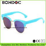 Lunettes de soleil de vente en gros de mode de lunettes de soleil en métal (JS-C039)