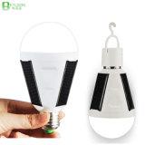 7W 태양 LED 전구 긴급 램프 점화