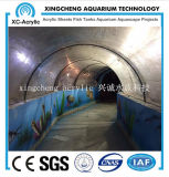 De aangepaste Transparante Acryl Materiële AcrylPrijs van de Tank van de Verbinding