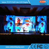 Farbenreiches Innenmiete P2.973 LED-Bildschirmanzeige-Panel