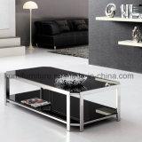 メタル・ベースのための居間の家具のコーヒーテーブル