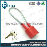 Promoción Llave de seguridad de alta igual cerradura del arma del cable