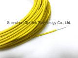 Faisceau du SM 4 de Cabl LSZH de fibre de FTTH pour la transmission