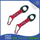 Kundenspezifisches Förderung-Geschenk Carabiner Schlüsselring Keychain