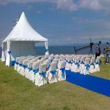 шатер венчания Pagoda 6X6m для напольного случая