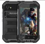 """ROM van de RAM van de Telefoon van Cel 6.0 van de Kern HD Mt6755 Octa van Blackview BV6000 Smartphone 4G Lte Waterdichte IP68 4.7 """" Androïde Mobiele 3GB 32GB 13MP Oranje Kleur"""