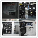 15kVA com o gerador Diesel da central energética do motor de Perkins