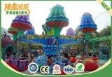 Misturador Mecânico Mini Jellyfish Carousel Kid Ride Machine
