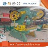 Máquina de fazer malha de arame farpado
