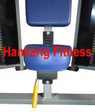 Concentrazione del martello, strumentazione di forma fisica, macchina di ginnastica, strumentazione della costruzione di corpo, ginnastica, pressa Iso-Laterale della cassa (MTS-8000)