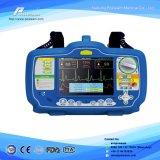 LCD van de kleur AED Biophasic van de Vertoning Defibrillator met ECG, SpO2