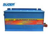 Inversor modificado 12V solar da onda de seno do inversor 800W de Suoer (FAA-800A)