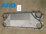 Matériaux de la plaque M10h M10m M10b d'échangeur de chaleur de Laval d'alpha divers