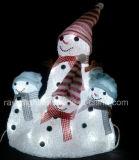 LED 3D Christmas Deer Licht für Dekoration