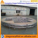 Entfernbares Aluminiumstadium verwendetes bewegliches Hochzeits-Stadium für Verkauf