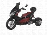 Movimiento elec Trike del disco EPA del Cdi de la motocicleta de Zhenhua Pst150-17 150cc