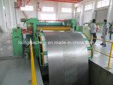 Correia de aço fácil potentes alto Rebobinador Guilhotinagem máquina para venda