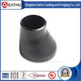 ASME / ANSI B16.9 acero al carbono Sch40 accesorios de tubería de soldadura a tope