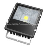 Color azul 220*230mm 220V 30W COB proyector LED