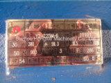 Hxe-9ds 장비를 만드는 두 배 스풀러 케이블을%s 가진 중간 알루미늄 철사 그림 기계