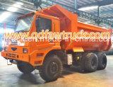 FAW 엄밀한 덤프 트럭, 45 톤 적재 능력을%s 가진 채광 트럭