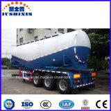 시멘트 유조선, 반 28-73cbm 대량 분말 시멘트 유조선 트레일러, 판매를 위한 대량 시멘트 유조 트럭 트레일러