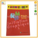 Qualitäts-farbenreicher Drucken-Präfekt-verbindliches Buch