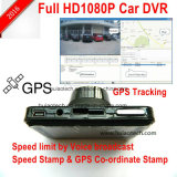 Neue interne Auto-Gedankenstrich-Kamera DVR des Entwurfs-2.7inch mit GPS, der Weg, 5.0mega Sony Imx Exmor Nachtsicht-Kamera, Auto-Digital-Videogerät DVR-2709 aufspürt
