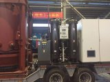 Generador de nitrógeno para el reciclaje de paja