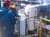 De nieuwe Zuiveringsinstallatie van de Olie van de Turbine van de Hoge Efficiency van de Techniek Vacuüm