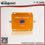 Двойной репитер мобильного телефона полосы 850/1900MHz 2g 3G 4G