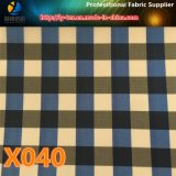 Пряжа покрасила ткань в товарах Promt, ткань проверки полиэфира (X038-40)