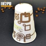 taza de papel del café 8oz para la consumición caliente