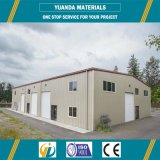 Estructura de azotea metálica del almacén prefabricado del taller de la estructura de acero