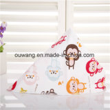 Hot Sale Imprimé animal Bandana Bavoirs 100% coton